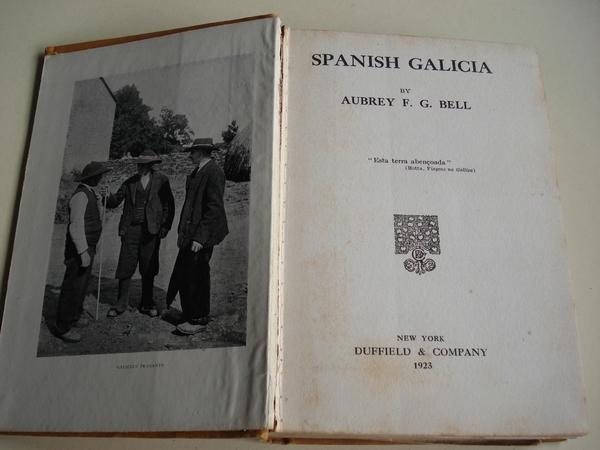 Spanish Galicia (Texto en inglés)