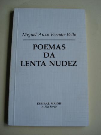 Poemas da lenta nudez