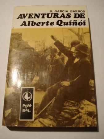 Aventuras de Alberte Quiñói