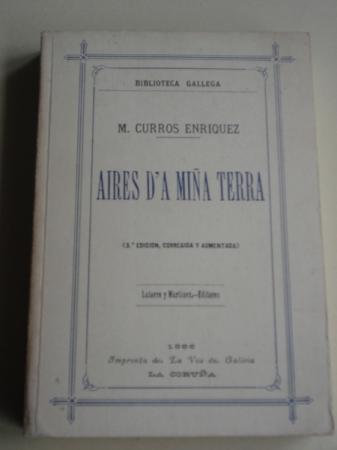 Aires d´a miña terra (Edición facsímil da 3ª edición)