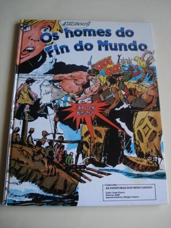 Os homes do fin do mundo (Debuxos de Bofill)