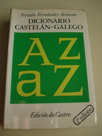 Dicionario Castelán-Galego (2ª edición)