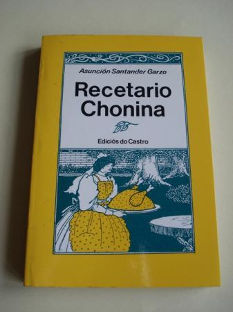 Recetario Chonina (en español)