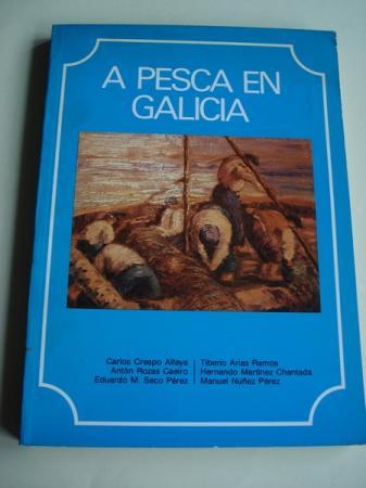 A pesca en Galicia