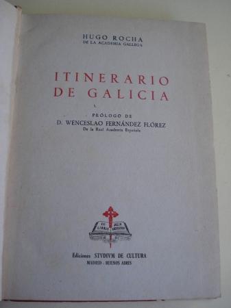 Itinerario de Galicia