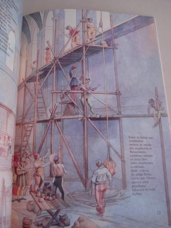 Na grande Roma dos Papas (Ilustrado por Nick Harris e John James)