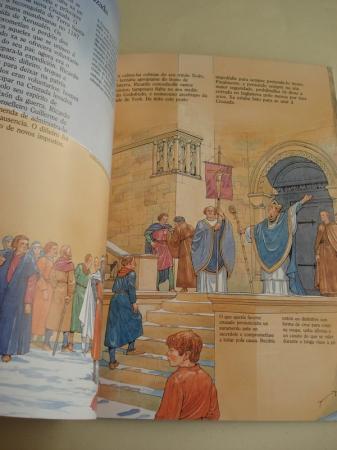 As cruzadas con Ricardo Corazón de León