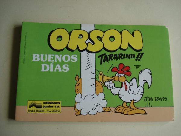 Orson Buenos días ( nº 4)