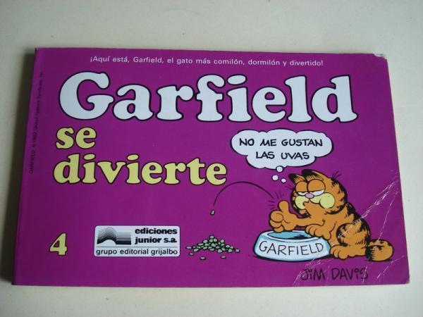 Garfield se divierte (Nº 4)