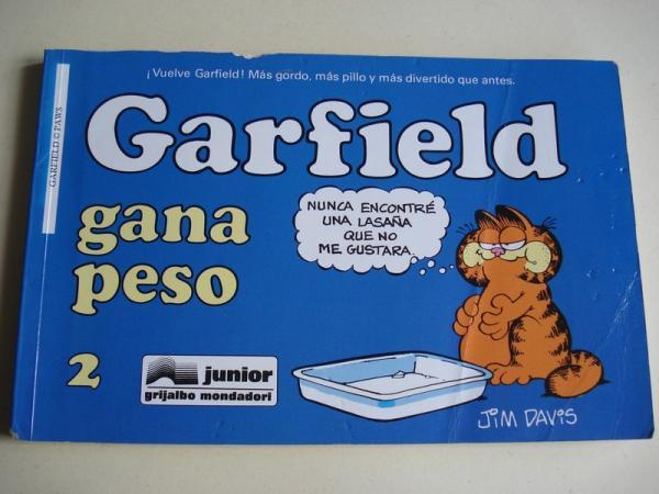 Garfield gana peso (Nº 2)