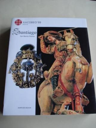 Santiago. San Martín Pinario. Catálogo exposición Monasterio de San Martín Pinario. Santiago de Compostela, 1999 - Ver os detalles do produto