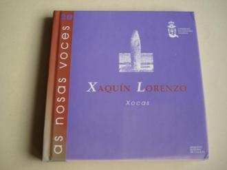 Xaquín Lorenzo, Xocas (Libro con CD) - Ver os detalles do produto