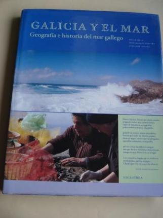 Galicia y el mar. Geografía e historia del mar gallego - Ver os detalles do produto