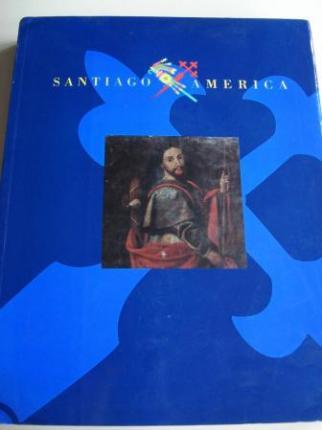 Santiago e América. Mosteiro de San Martiño Pinario, Santiago de Compostela, 1993 - Ver os detalles do produto