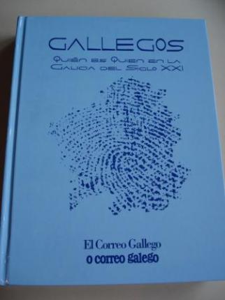 Gallegos. Quién es quien en la Galicia del siglo XXI - Ver os detalles do produto