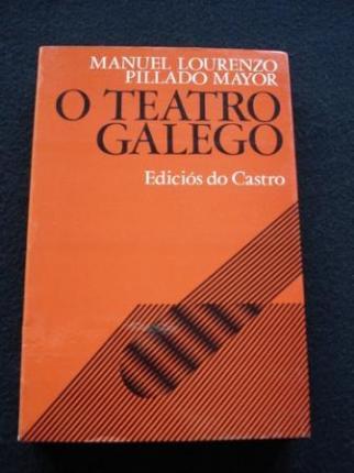 O teatro galego - Ver os detalles do produto