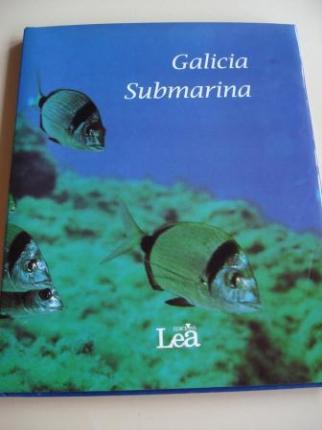 Galicia submarina (Textos en galego) Fotografías en color - Ver os detalles do produto