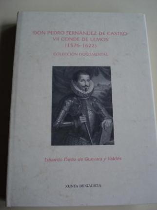 Don Pedro Fernández de Castro, VII Conde de Lemos (1576-1622). Estudio histórico - Ver os detalles do produto
