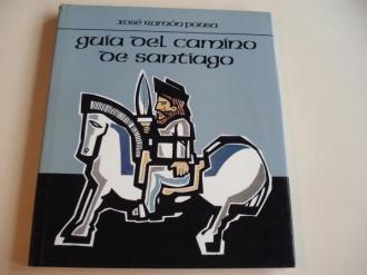 Guía del Camino de Santiago (textos en español). Con fotografías en color e mapas - Ver os detalles do produto