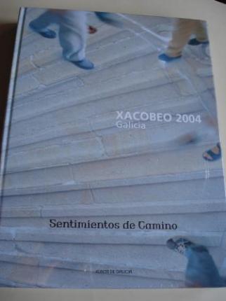 Sentimientos de Camino. Xacobeo 2004. Galicia (Textos en español) - Ver os detalles do produto