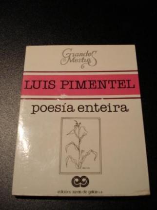 Poesía enteira - Ver os detalles do produto