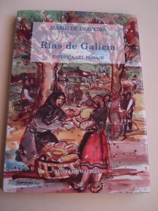 Rías de Galicia. Estética del paisaje (Traducción de Xosé Antonio Neira Cruz / Ilustrador por Ángel Hernansáez) - Ver os detalles do produto