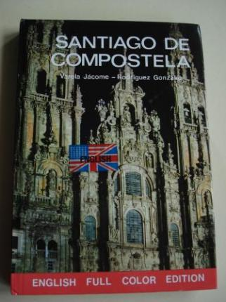 Santiago de Compostela (English full color edition) - Ver os detalles do produto