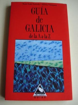 Guía de Galicia de la A a la Z - Ver os detalles do produto
