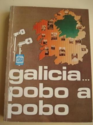 Galicia... pobo a pobo. Radiotelevisión de Galicia- A NOSA RADIO - Ver os detalles do produto