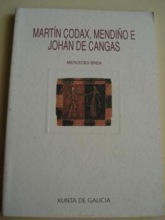 Martín Codax, Mendiño e Johán de Cangas - Ver os detalles do produto