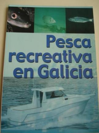 Pesca recreativa en Galicia (Con mapas de delimitación de zonas para a pesca deportiva en Galicia) - Ver os detalles do produto