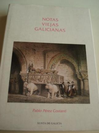 Notas viejas galicianas - Ver os detalles do produto