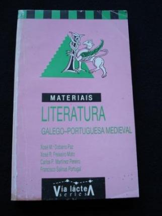 Literatura galego-portuguesa medieval - Ver os detalles do produto