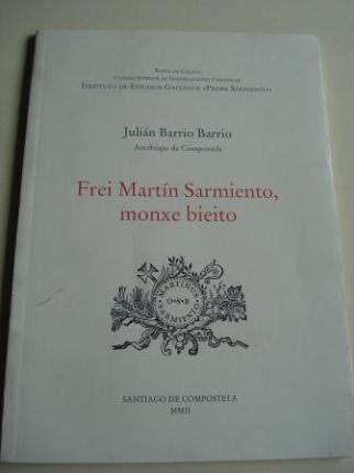 Frei Martín Sarmiento, monxe bieito - Ver os detalles do produto