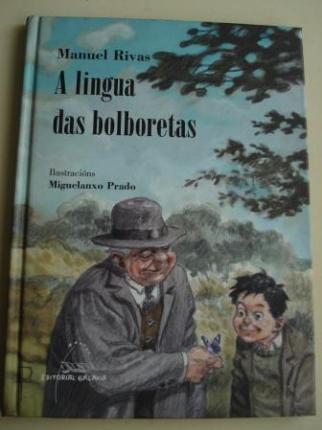A lingua das bolboretas (Ilustrado en color por Miguelanxo Prado ) - Ver os detalles do produto