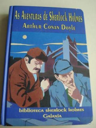 As aventuras de Sherlock Holmes (Tradución de Bieito Iglesias e Manuel Vázquez) - Ver os detalles do produto