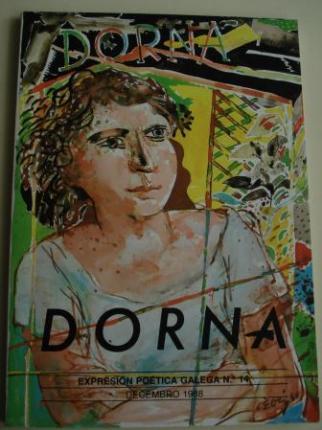 DORNA. Revista de Expresión poética galega Nº 14 - Decembro 1988 - Ver os detalles do produto