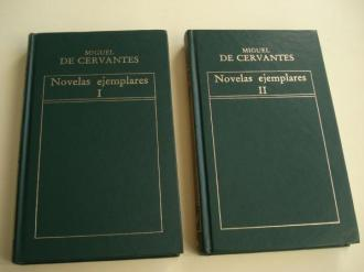 Novelas ejemplares. 2 tomos - Ver os detalles do produto