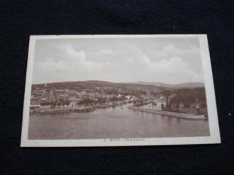 Tarxeta postal: Noia (Noya)- Vista parcial. 1920 - Ver os detalles do produto