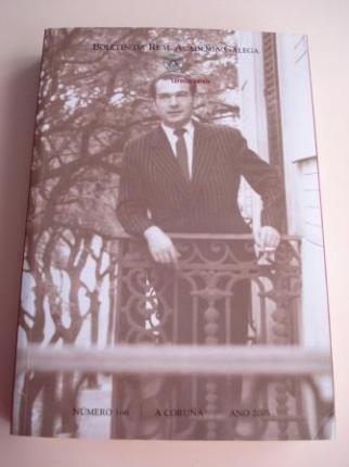 Lorenzo Varela. Boletín Real Academia Galega. Número 366. 2005 - Ver os detalles do produto
