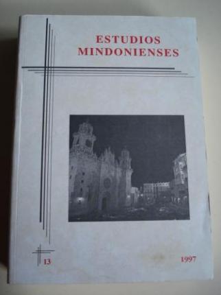 ESTUDIOS MINDONIENSES. NÚMERO 13 - 1997- Anuario de Estudios Histórico-Teológicos de la Diócesis de Mondoñedo-Ferrol - Ver os detalles do produto