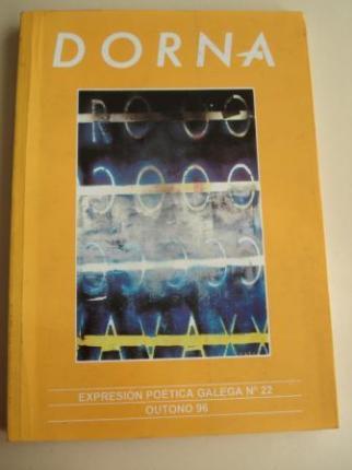 DORNA. Revista de Expresión poética galega Nº 22- Outono, 1996 - Ver os detalles do produto