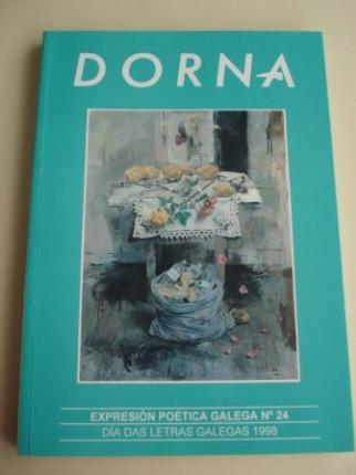 DORNA. Revista de Expresión poética galega Nº 24 - DÍA DAS LETRAS GALEGAS, 1998 - Ver os detalles do produto