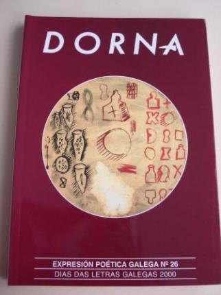 DORNA. Revista de Expresión poética galega Nº 26 - DÍA DAS LETRAS GALEGAS, 2000 - Ver os detalles do produto