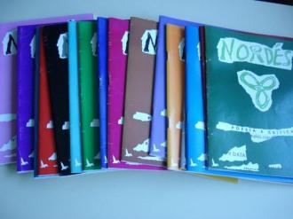 REVISTA NORDÉS. Poesía e Crítica. Colección completa. 22 Números Xuño, 1980 a Outono, 1995 - Ver os detalles do produto