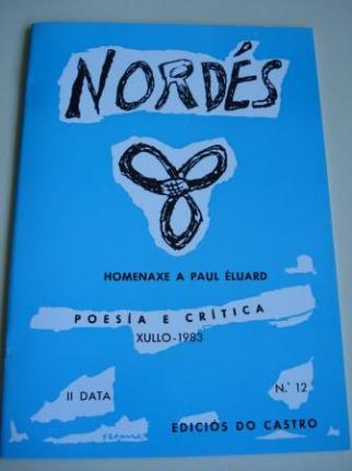 REVISTA NORDÉS. Poesía e Crítica. Número 12. Xullo, 1983 - Ver os detalles do produto