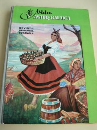 Vida Astur-galaica. Revista regional española. 1962 - Ver os detalles do produto