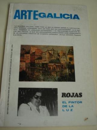 ARTE GALICIA. Revista de información de las artes plásticas gallegas     Número 12 - Diciembre 1984 - Ver os detalles do produto