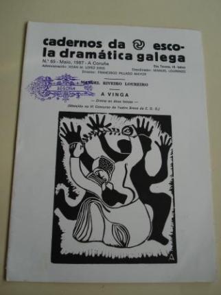 Cadernos da Escola Dramática Galega. Nº 65. Maio 1987. A Vinga - Ver os detalles do produto
