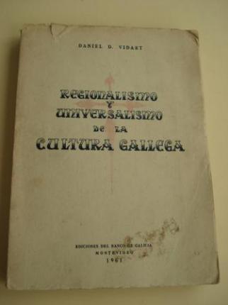 Regionalismo y universalismo de la cultura gallega - Ver os detalles do produto